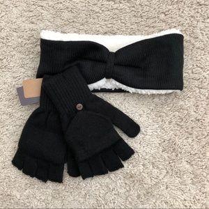Brand new BearPaw headband and gloves